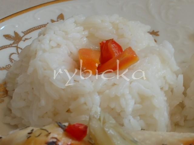 Rýžová bábovička